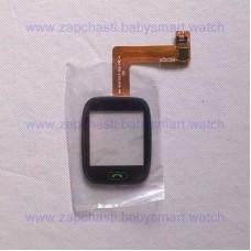 Сенсорное стекло для часов Q90 тачскрин